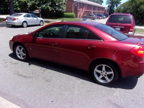 2008 Pontiac G6 for sale in Chesapeake, VA