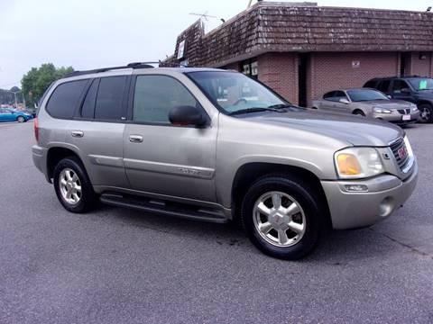 2002 GMC Envoy for sale in Chesapeake, VA