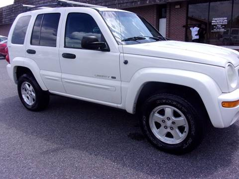 2002 Jeep Liberty for sale in Chesapeake, VA