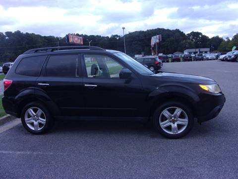 2010 Subaru Forester for sale in Chesapeake, VA