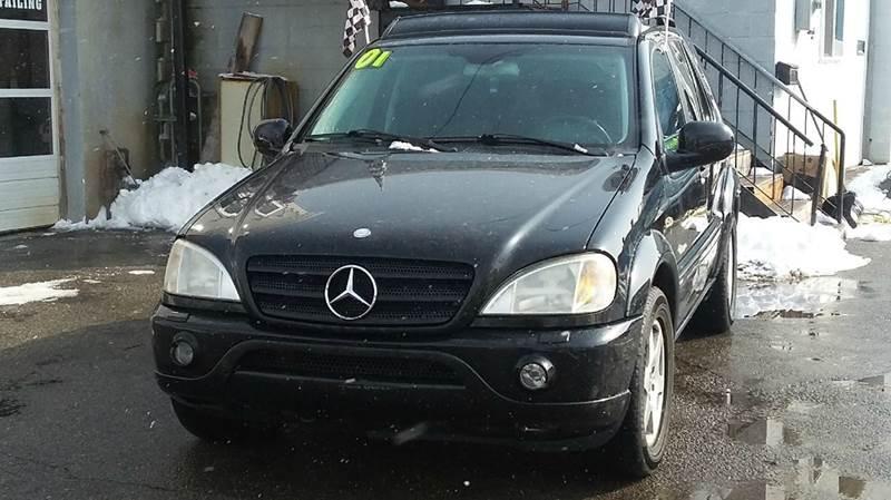 2001 Mercedes-Benz M-Class ML430 AWD 4MATIC 4dr SUV - Winthrop MA