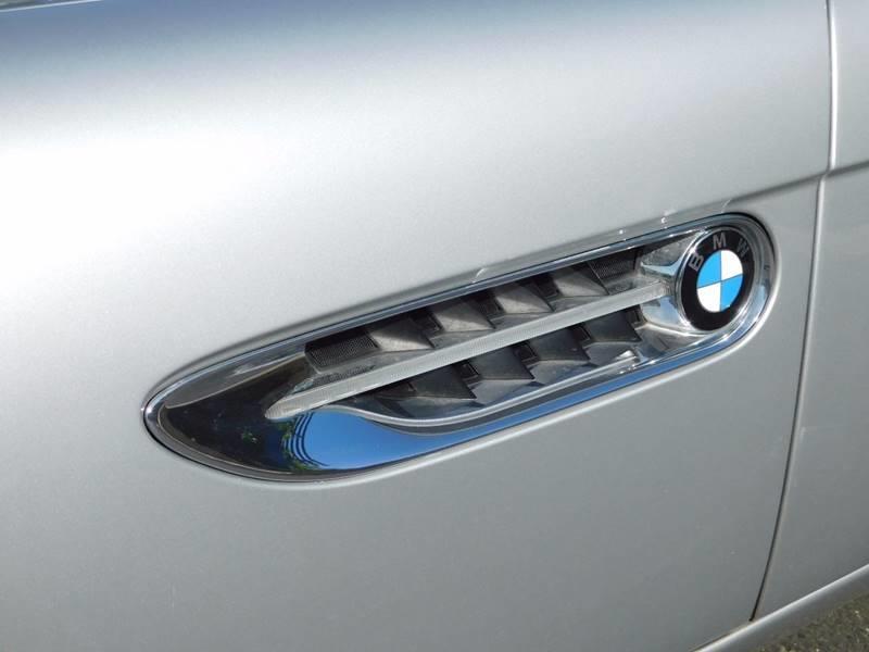 2001 BMW Z8 2dr Roadster - Santa Barbara CA