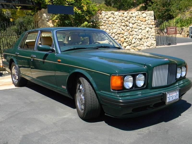 1996 Bentley Turbo R  - Santa Barbara CA