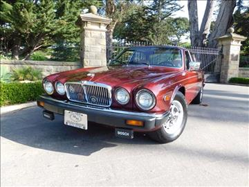 1984 Jaguar XJ-Series