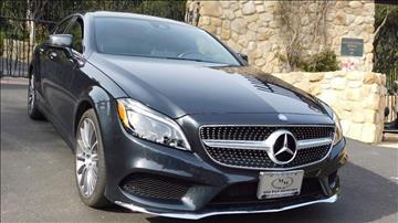 2015 Mercedes-Benz CLS