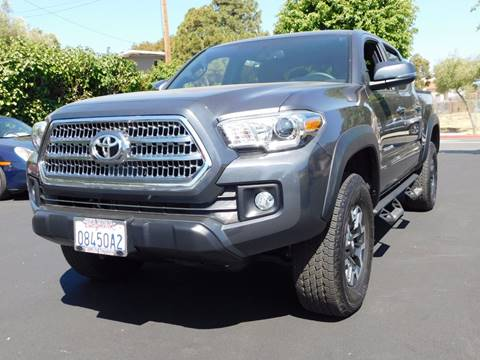 2016 Toyota Tacoma for sale in Santa Barbara, CA