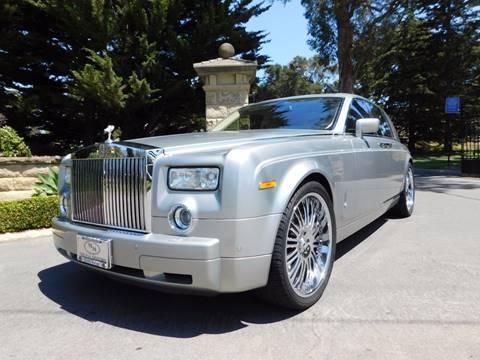 2005 Rolls-Royce Phantom for sale in Santa Barbara, CA