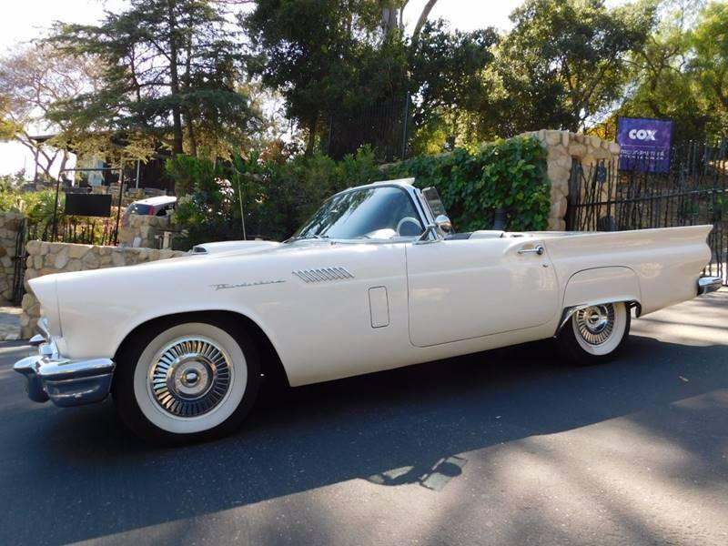 1957 Ford Thunderbird  - Santa Barbara CA