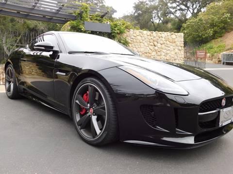 2015 Jaguar F-TYPE for sale in Santa Barbara, CA