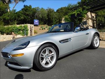 2001 BMW Z8 for sale at Milpas Motors in Santa Barbara CA