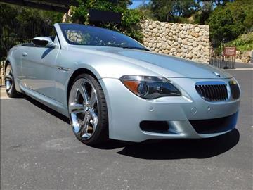 2007 BMW M6 for sale in Santa Barbara, CA