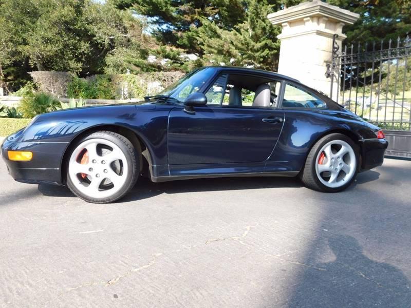 1996 Porsche 911 AWD Carrera 4S 2dr Coupe - Santa Barbara CA