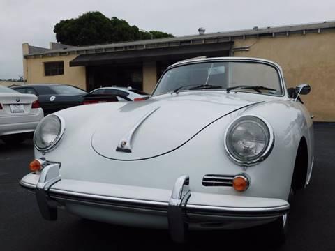 1960 Porsche 356 Super