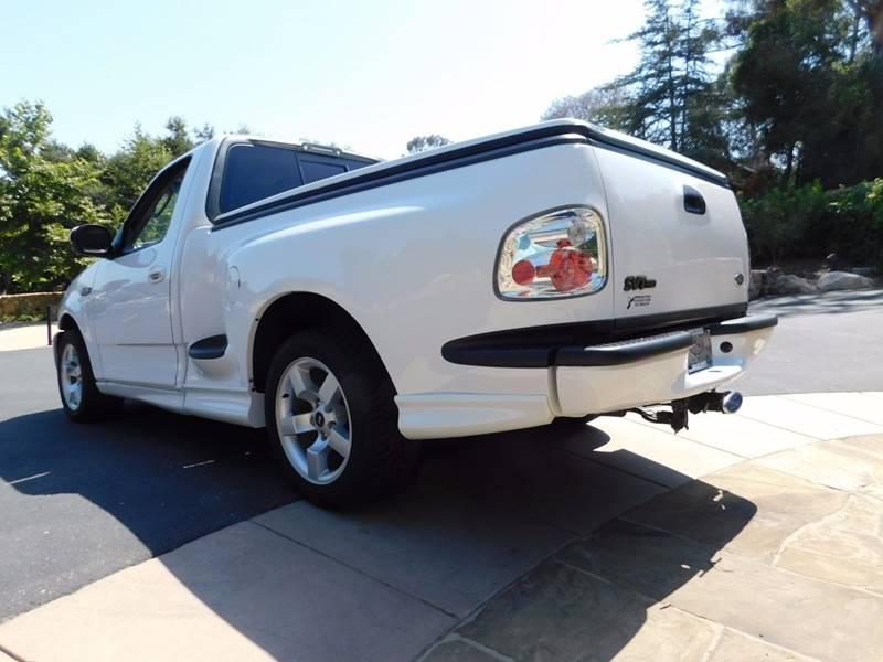 2002 Ford F-150 SVT Lightning 2dr Regular Cab 2WD Flareside SB - Santa Barbara CA