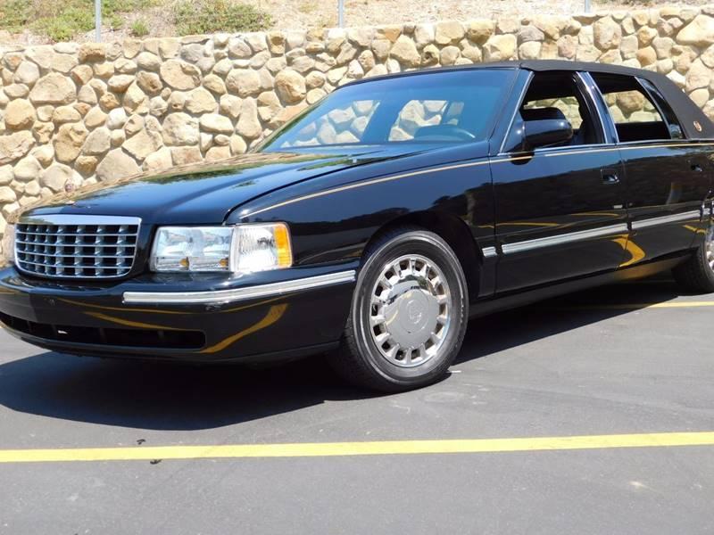 1999 Cadillac DeVille 4dr Sedan - Santa Barbara CA