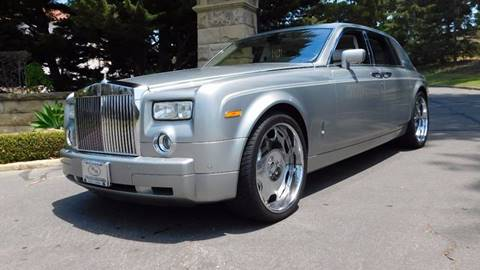 2005 Rolls-Royce Phantom for sale at Milpas Motors in Santa Barbara CA