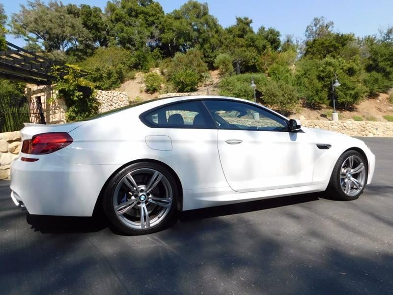 2014 BMW M6 2dr Coupe - Santa Barbara CA