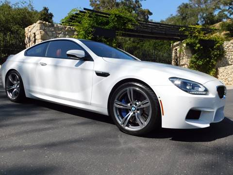2014 BMW M6 for sale in Santa Barbara, CA