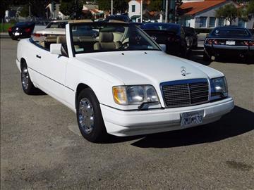 1995 Mercedes-Benz E-Class for sale in Santa Barbara, CA