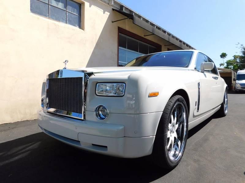 2004 Rolls-Royce Phantom 4dr Sedan - Santa Barbara CA
