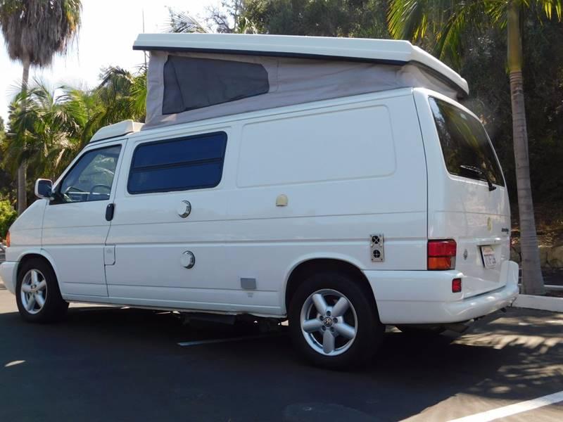 2002 Volkswagen EuroVan MV 3dr Mini-Van - Santa Barbara CA
