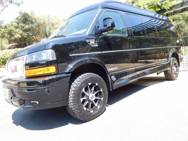 2016 Chevrolet Express Passenger LT 3500 3dr Extended Passenger Van w/1LT - Santa Barbara CA