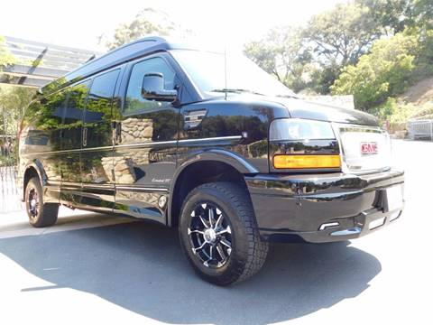 2016 Chevrolet Express Passenger for sale in Santa Barbara, CA