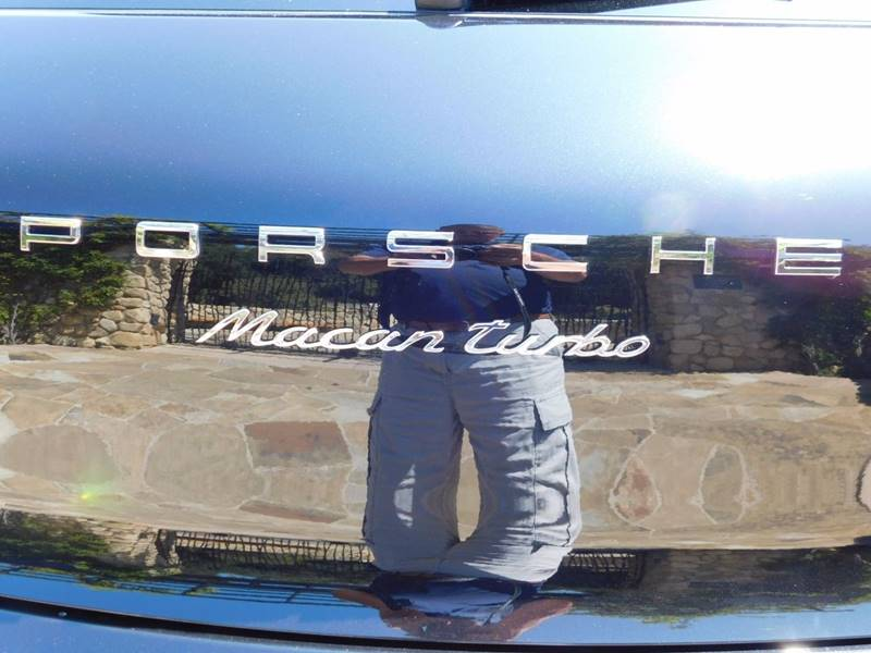 2015 Porsche Macan AWD Turbo 4dr SUV - Santa Barbara CA