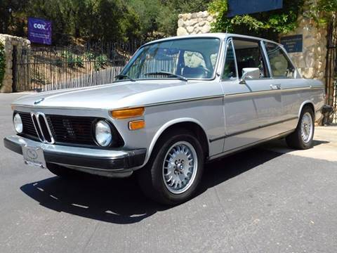 1974 BMW 2 Series