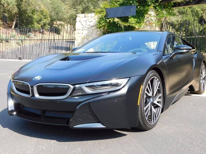 BMW Santa Barbara >> 2017 Bmw I8 Awd 2dr Coupe In Santa Barbara Ca Milpas Motors