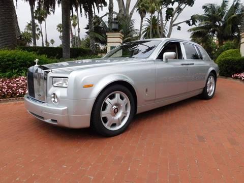 2006 Rolls-Royce Phantom for sale in Santa Barbara, CA