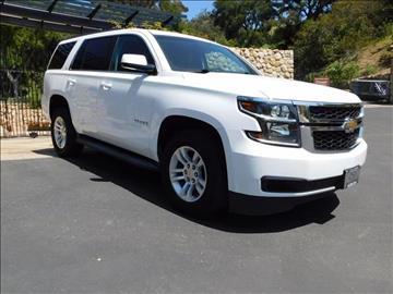 2015 Chevrolet Tahoe for sale in Santa Barbara, CA
