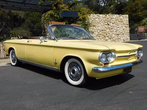 1963 Chevrolet Corvair for sale in Santa Barbara, CA