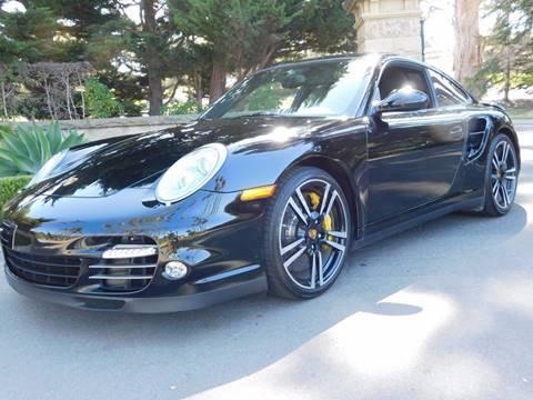2011 Porsche 911 for sale at Milpas Motors in Santa Barbara CA