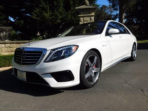 2015 Mercedes-Benz S-Class for sale in Santa Barbara, CA