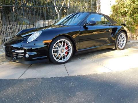 2012 Porsche 911 for sale at Milpas Motors in Santa Barbara CA