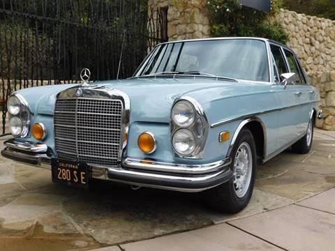 1972 Mercedes-Benz 280-Class for sale at Milpas Motors in Santa Barbara CA