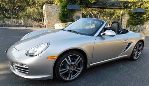 2012 Porsche Boxster for sale at Milpas Motors in Santa Barbara CA