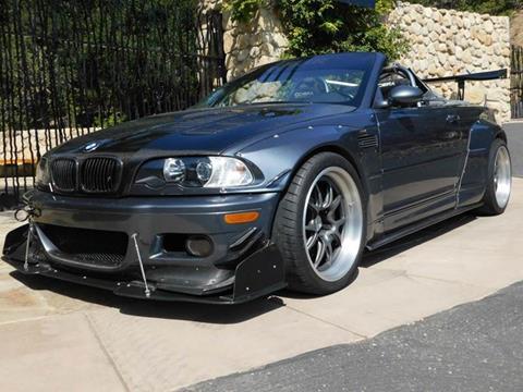 2002 BMW M3 for sale at Milpas Motors in Santa Barbara CA