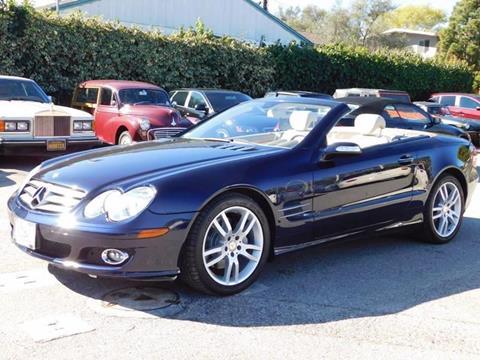 2008 Mercedes-Benz SL-Class for sale at Milpas Motors in Santa Barbara CA