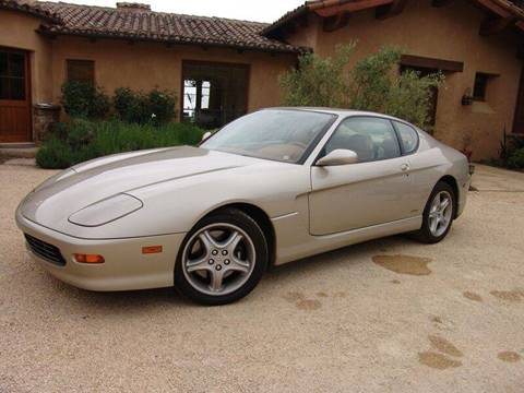 2002 Ferrari 456M for sale at Milpas Motors in Santa Barbara CA