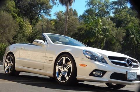 2009 Mercedes-Benz SL-Class for sale at Milpas Motors in Santa Barbara CA