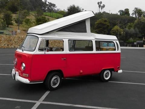1971 Volkswagen Bus for sale in Santa Barbara, CA