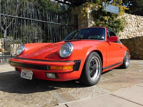 1976 Porsche 911 for sale in Santa Barbara, CA