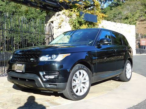 2014 Land Rover Range Rover Sport for sale at Milpas Motors in Santa Barbara CA