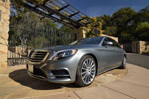 2017 Mercedes-Benz S-Class for sale at Milpas Motors in Santa Barbara CA