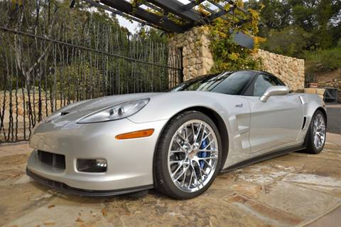2009 Chevrolet Corvette for sale at Milpas Motors in Santa Barbara CA