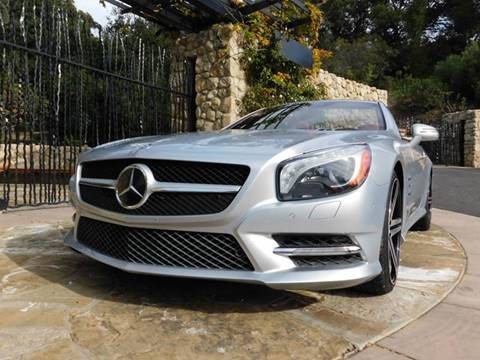 2013 Mercedes-Benz SL-Class for sale at Milpas Motors in Santa Barbara CA