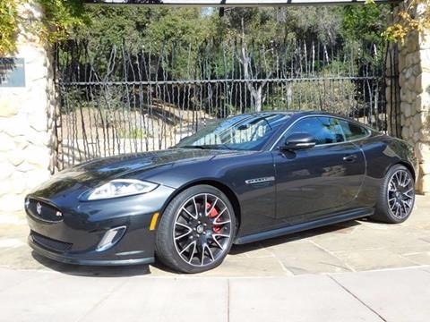 2014 Jaguar XK for sale at Milpas Motors in Santa Barbara CA