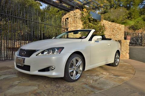 2014 Lexus IS 350C for sale at Milpas Motors in Santa Barbara CA